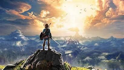 Zelda 4k Legend Breath Wild 1440p Wallpapers
