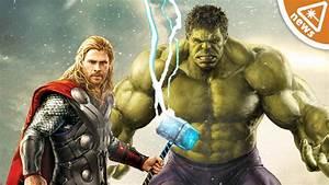 How Will the Hulk Affect the THOR: RAGNAROK Plot ...