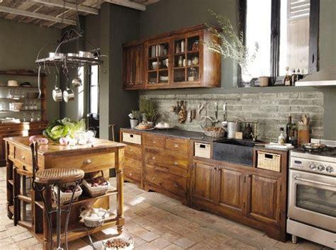 decoracion de cocinas rusticas bricodecoracioncom