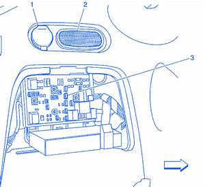 Chevy Rst 2007 Under Dash Electrical Circuit Wiring
