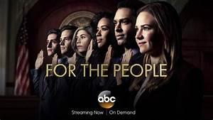 For The People : for the people on abc cast interview featurette youtube ~ Eleganceandgraceweddings.com Haus und Dekorationen