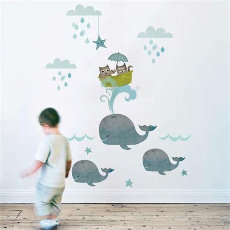 stickers muraux chambre bébé garçon stickers muraux pour déco de chambre enfant en 49 photos