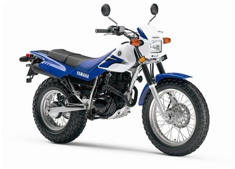 2007 Yamaha Tw200  Picture 119142  Motorcycle Review