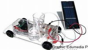 Fuel Cell Car Science Kit Uses A Reversible Pem Fuel Cell