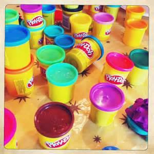 Play-Doh Birthday Party