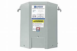 Larson Electronics - 15 Kva Isolation Transformer