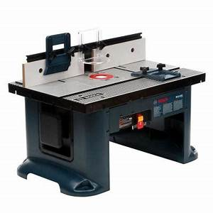 Image Gallery router table