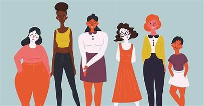 Diverse Illustration Ethnically Female Management Wealth Wealthmanagement