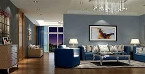 wohnideen wohnzimmer fur ein wunderbares innendesign With balkon teppich mit blaue tapeten wohnzimmer
