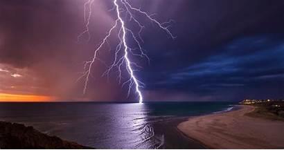 4k Lightning Ultra Night Australia Storm Clouds