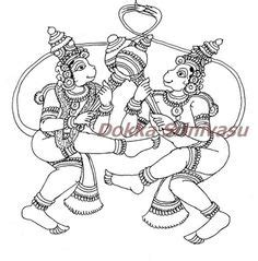 folk dances  india coloring pages gujarati folk dance
