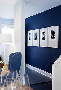 Couleur Qui Va Avec Le Bleu : quelle peinture choisir pour l 39 int rieur id es en 55 photos ~ Nature-et-papiers.com Idées de Décoration