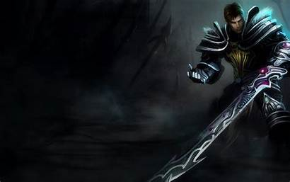 Lol Legends League Wallpapers Background Desktop Garen