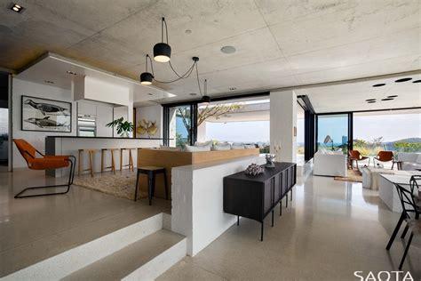 Offener Wohnbereich Wohnideen by Restio River House By Saota Myhouseidea