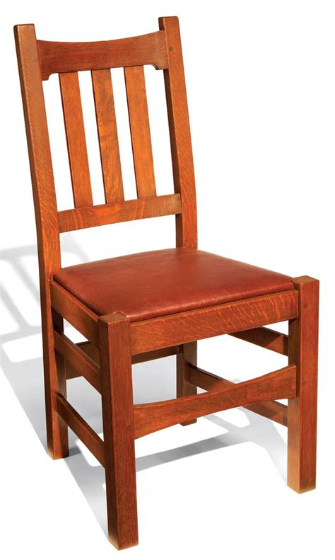 stickley dining chair woodworking projects american