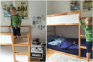 Ikea Hochbett Kura : kleines freudenhaus kinderzimmer makeover mit ikea kura hack ~ A.2002-acura-tl-radio.info Haus und Dekorationen