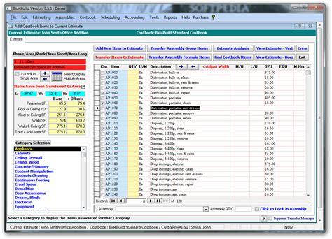 home design software  cost estimate house plan format