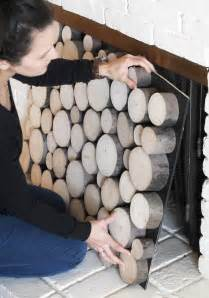 Magnetic Locks For Furniture by Fake A Stack Of Wood Logs In Your Fireplace Babble
