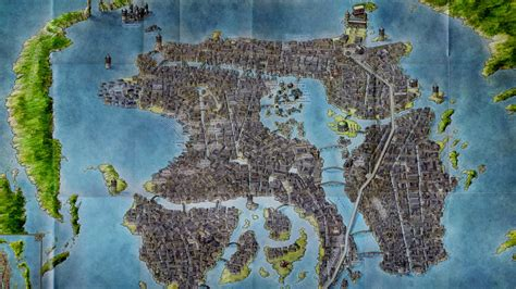 game  thrones map  braavos game  thrones