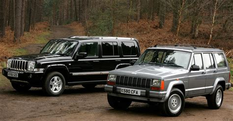 jeep commander vs patriot my thoughts what should of been the new cherokee jeep