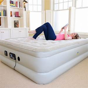 best queen size inflated air mattress which inflatable With best queen size mattress for the price