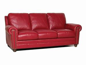 red leather sofas small red leather sofa bed With red leather couch sofa bed