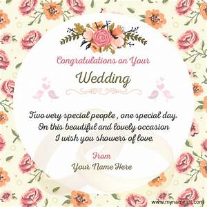 make wedding congratulations wishes quotes card wishes With images of wedding congratulation cards