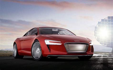 2009 Audi R8 Etron Concept Official Details