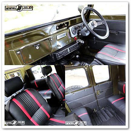 Modifikasi Dashboard Mobil by Modifikasi Mobil Jip Lawas Daihatsu Taft F50 Quot Kebo Quot Tahun 1980