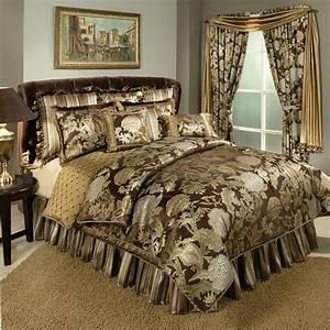 Wonderland, By, Austin, Horn, Luxury, Bedding