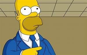 Homer Simpson Desktop Wallpapers