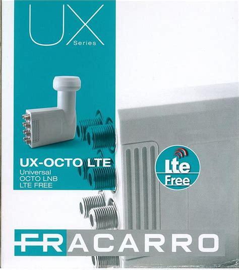 Illuminatore Scr 4 Uscite Lnb Fracarro Ux Octo Lte Universale 8 Uscite
