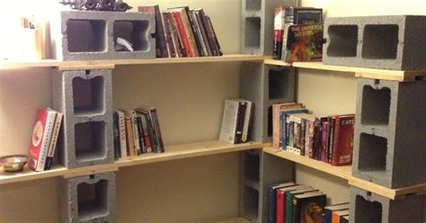 Bookcase Recipe by How To Build A Bookshelf Recipe