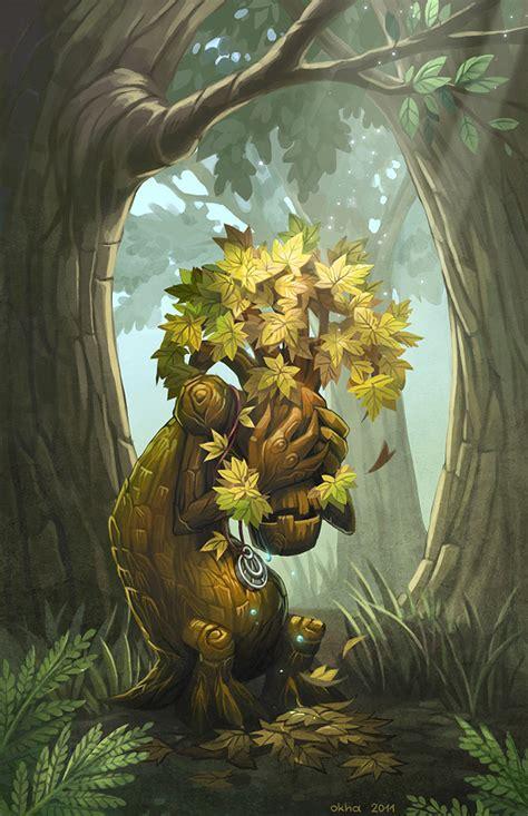 Wow Crying Tree Of Life By Okha On Deviantart