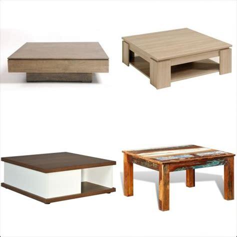 table 60x60 cuisine table basse carrée en bois comparer les prix avec le