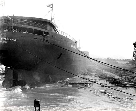 where did the edmund fitzgerald sank 17 best images about great lakes freighters on