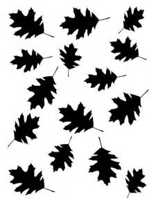 Free Printable Camo Leaf Stencil Patterns