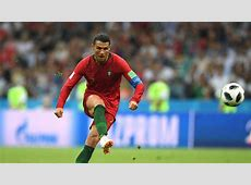 Spain 33 Portugal Tactical Analysis Cristiano Ronaldo's