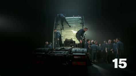 new volvo commercial how many truckers fit in the new volvo fh volvo truck