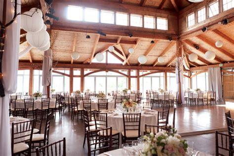 york wedding guide  reception indoor outdoor