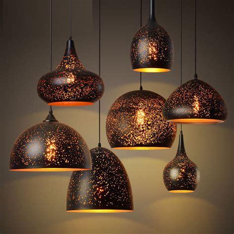 led suspension l bar restaurant decorate light fixture