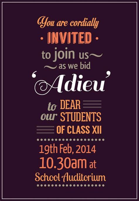 farewell lunch invitations jpg vector eps ai