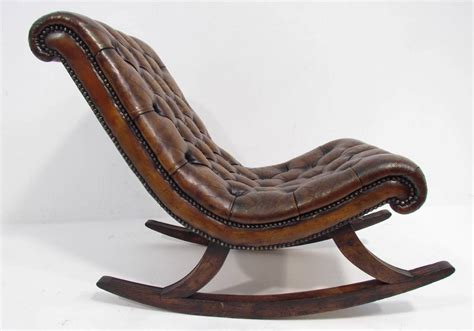 A Good Antique Chesterfield Rocking Chair Papasan Chair Covers Mart Stam Folding Desk Metal Chiavari Chairs Wholesale Rocking Glider Nursery Bar Stool Used Transport For Sale Outdoor