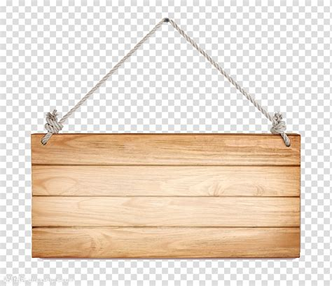 wood hanging wooden decorative hanging board brown