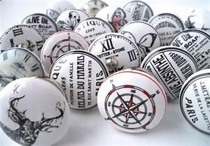 Bouton De Meuble Vintage : boutons de meubles et poignees de meubles bouton de ~ Melissatoandfro.com Idées de Décoration