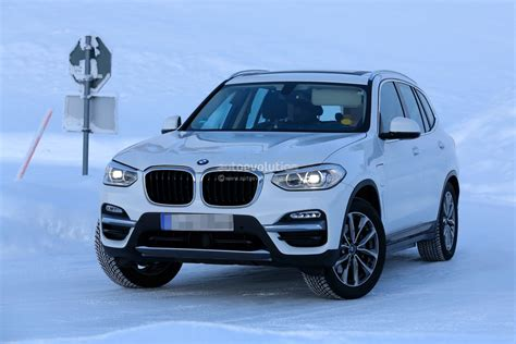 2020 Bmw X3 Hybrid by 2020 Bmw Ix3 And X3 Phev Spied Cold Weather Testing