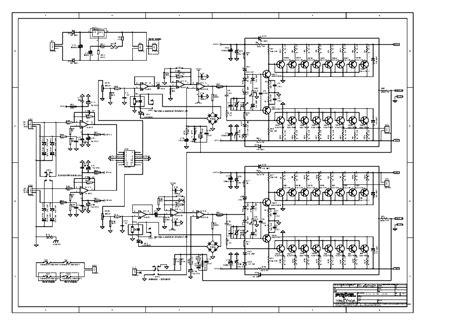Proel Mixer Service Manual Download Schematics