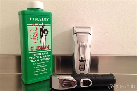 irritation  shave electric razor
