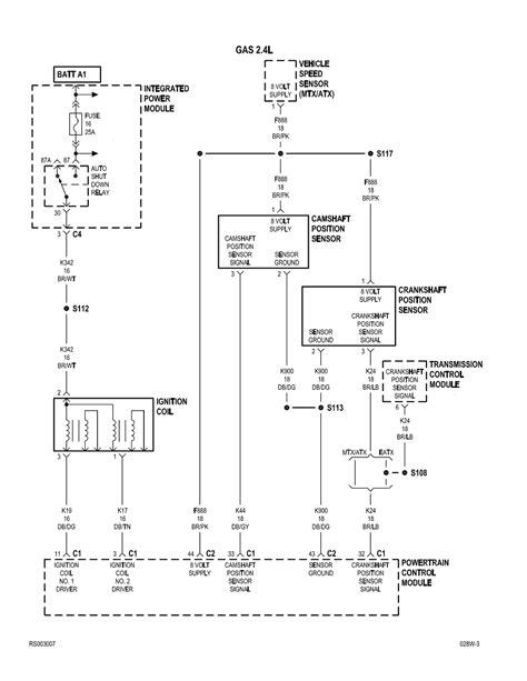99 dodge caravan wiring diagram 99 free engine image for
