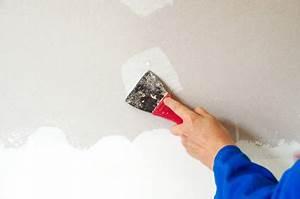 Préparer Un Mur Avant Peinture : pr parer un mur pour la peinture conseils de pros d cor ~ Premium-room.com Idées de Décoration